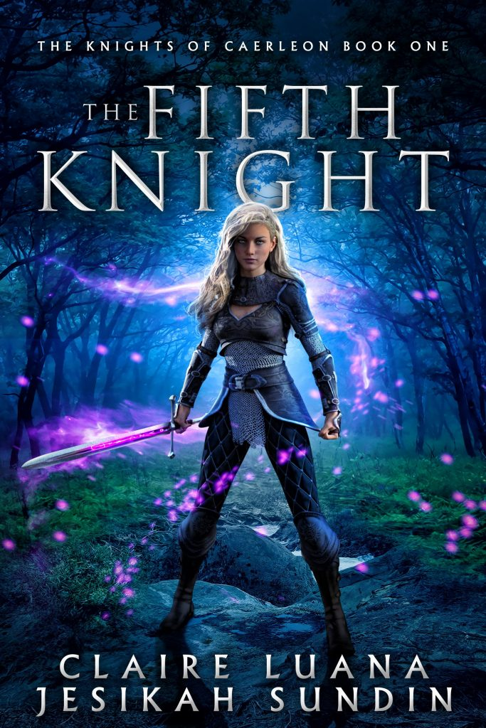 The Fifth Knight Book Cover